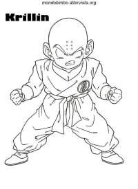 Trunks Bambino Da Colorare Dragon Ball Z 2 Disegni Per