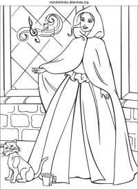 Barbie E La Principessa E La Popstar Da Colorare 216
