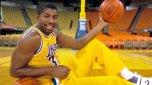78. Magic Johnson, 56 anos, EUA, um dos maiores jogadores de basquete de todos os tempos/Foto: Reprodução