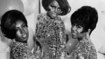 123. The Supremes (1959 – 1977), bem-sucedido girl group da gravadora Motown. A formação original contava com Diana Ross, Florence Ballard (1943 – 1976) e Mary Wilson/Foto: Wikimedia Commons