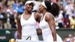 132 e 133. Venus e Serena Williams, 35 e 34 anos, EUA, irmãs, tenistas, possuem Golden Slam do tênis/Foto: Reprodução