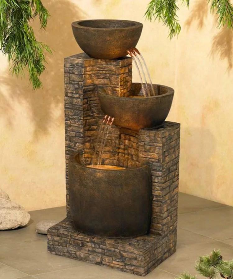 40 Fontane Zen da Giardino che Infondono Pace e Relax  MondoDesignit