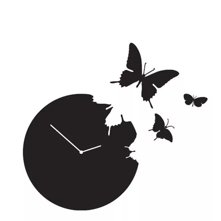 orologi da cucina a parete idee per la decorazione d