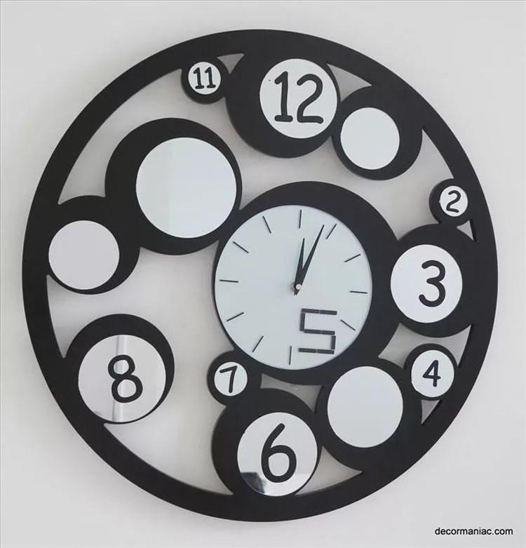 40 Orologi da Parete Molto Particolari  MondoDesignit