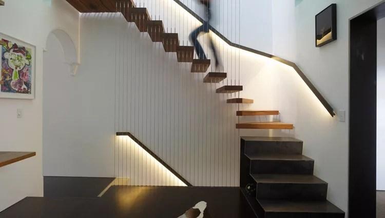 40 Foto di Scale Interne dal Design Moderno  MondoDesignit
