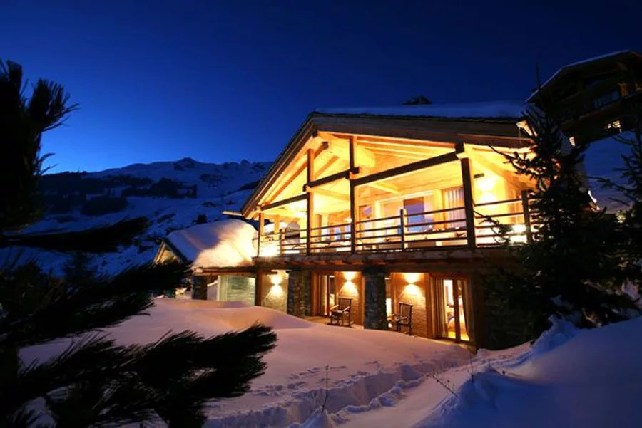 18 Chalet Extra Lusso in Affitto in Svizzera  MondoDesignit