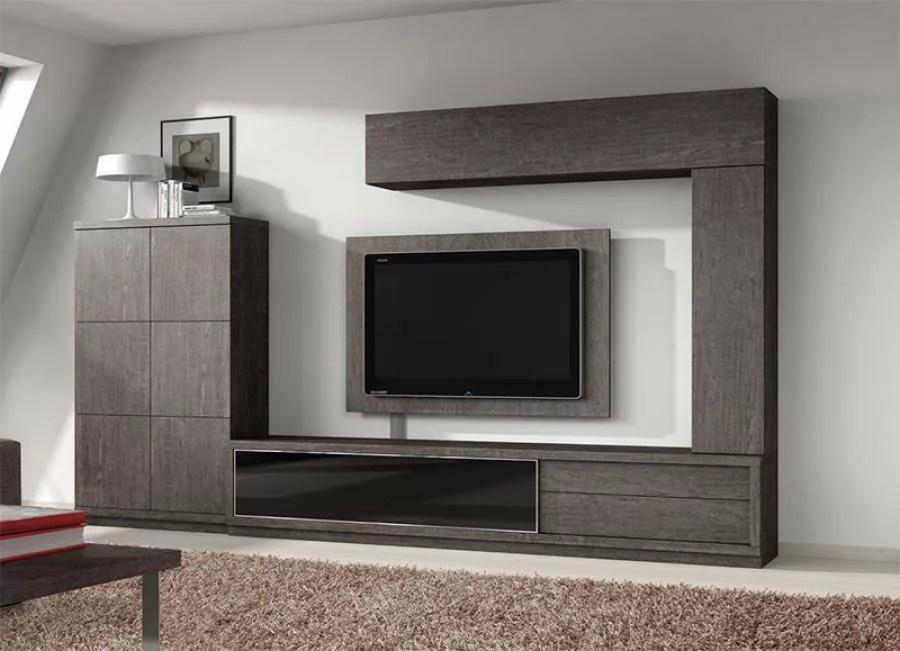 Pareti Attrezzate Moderne 70 Idee di Design per Arredare Casa  MondoDesignit