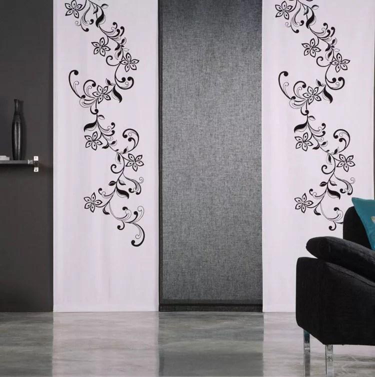 50 Esempi di Tende a Pannello Moderne per Interni