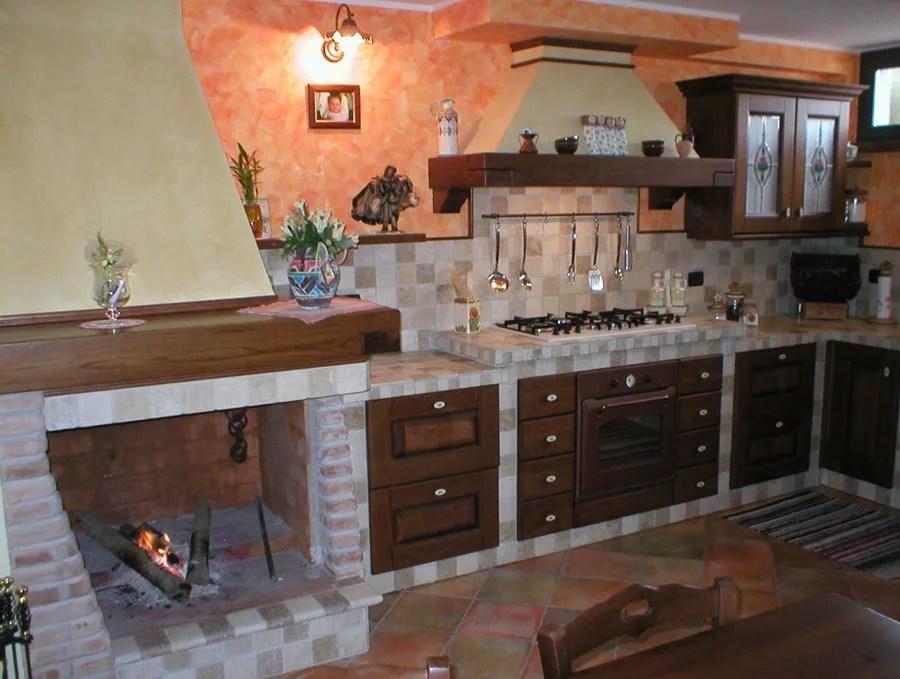 30 Cucine in Muratura Rustiche dal Design Classico