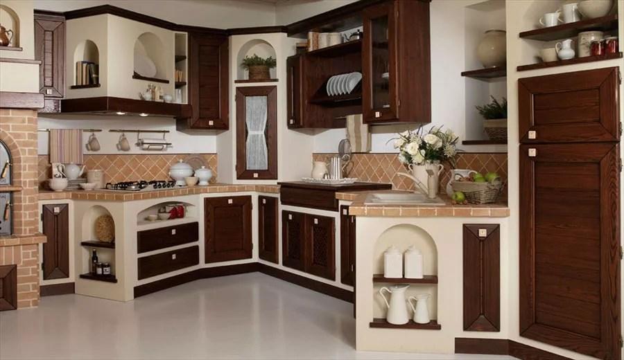 Cucina Rustica Design - Idee per interni per la casa, il giardino e ...