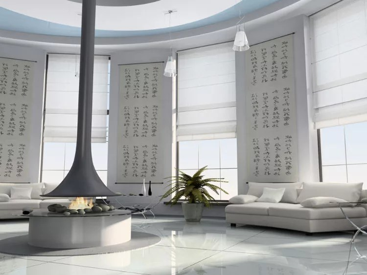 50 Modelli di Tende a Pacchetto Moderne per Interni