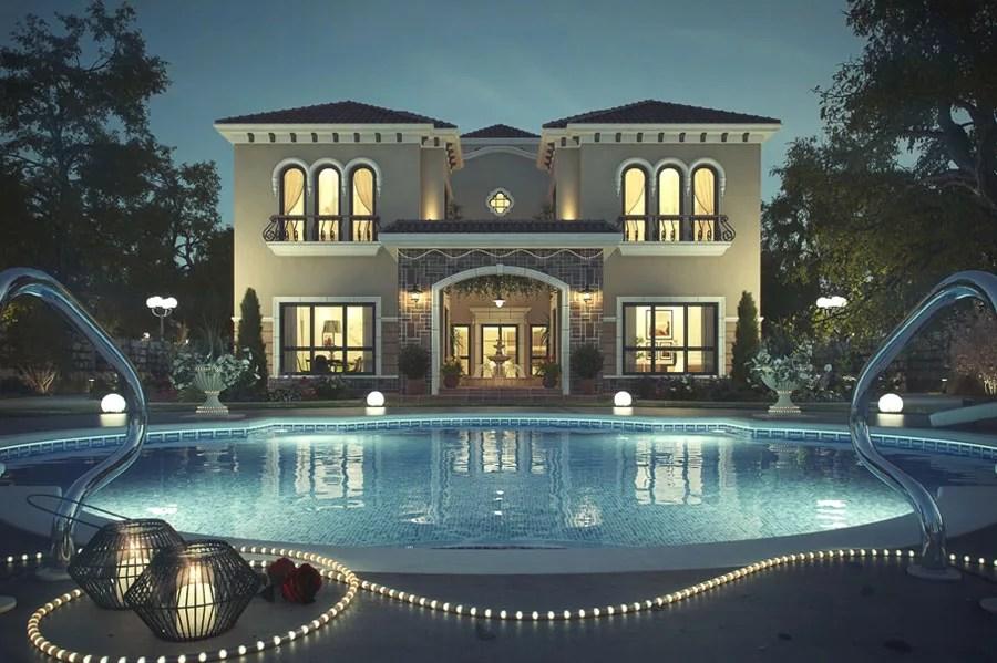 Toronto è la capitale economica del canada, la città più grande e la seconda città più costosa per l'acquisto di casa. 30 Favolose Ville Da Sogno Con Piscina Mondodesign It