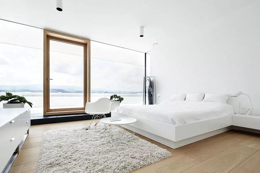 Camera da letto con cabina armadio. 160 Idee Per Colori Di Pareti Per La Camera Da Letto Mondodesign It