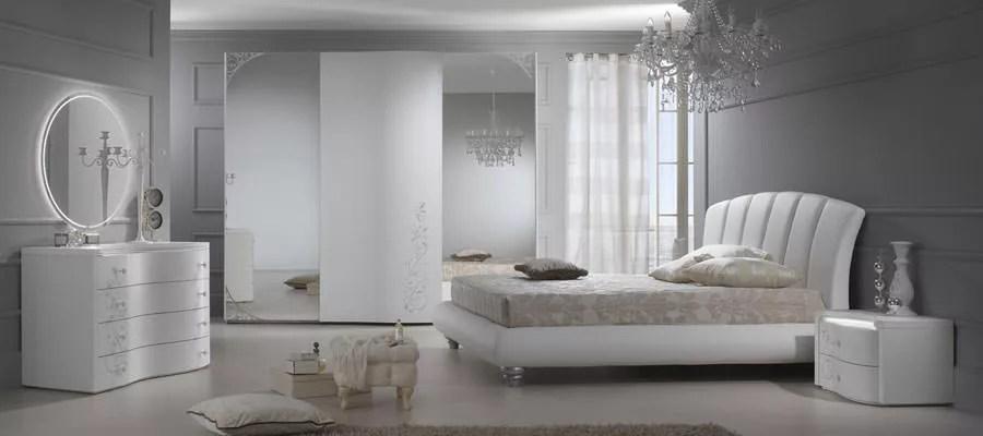 Camere da Letto Bianche Ecco 30 Esempi di Design