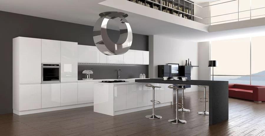 20 Splendide Cucine dal Design Minimalista  MondoDesignit