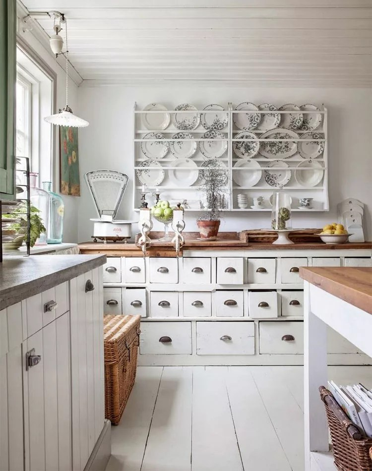 In questo video vi mostriamo come dare nuova vita alle pareti della vostra cucina per creare un a. Colori Pareti Shabby Chic Guida Alle Tinte Che Definiscono Lo Stile Mondodesign It