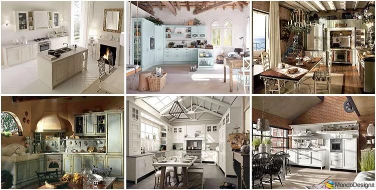Sala da pranzo shabby chic moderno. Cucine Shabby Chic 50 Idee Per Arredare Casa In Stile Provenzale Mondodesign It