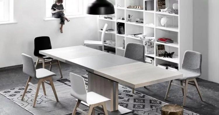 30 Tavoli Allungabili Moderni dal Design Particolare