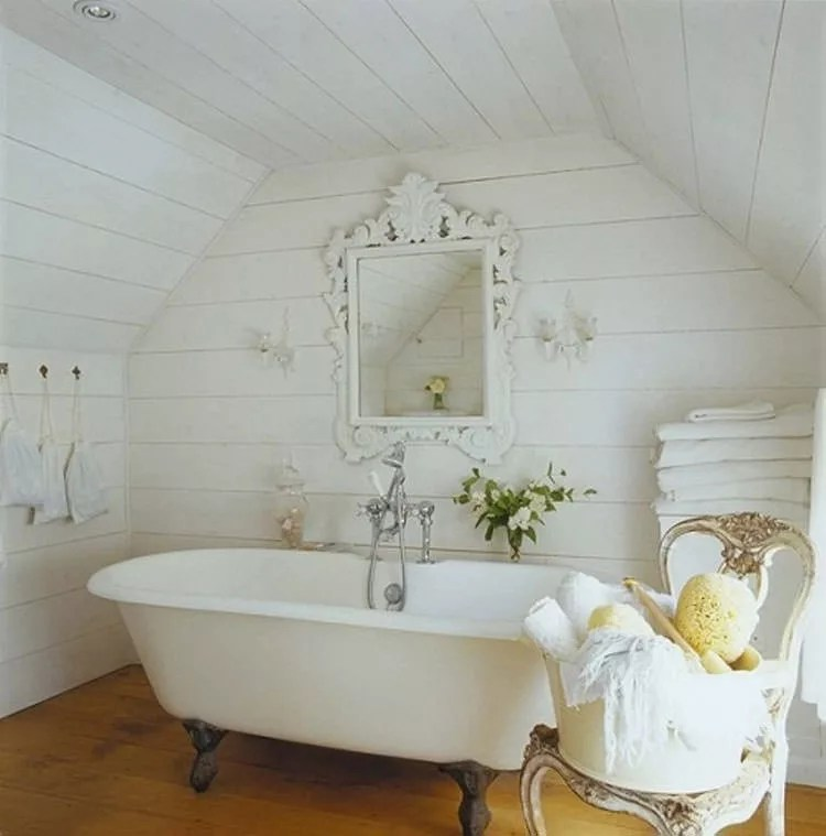 Bagno Bianco Shabby