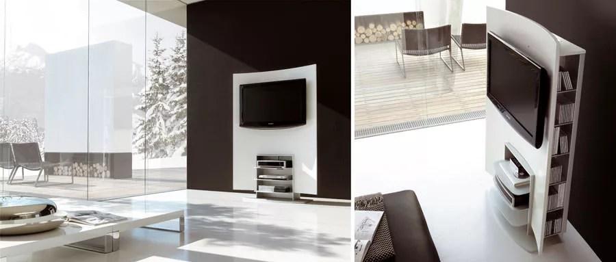 Gamma di mobili per attrezzare tutti gli ambienti della casa, offrendo pezzi per il soggiorno o la sala da pranzo, armadi per la camera da letto o il corridoio,. 105 Mobili Porta Tv Dal Design Moderno Mondodesign It