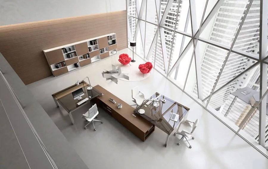 Mobili per Ufficio dal Design Moderno 25 Idee di Arredo