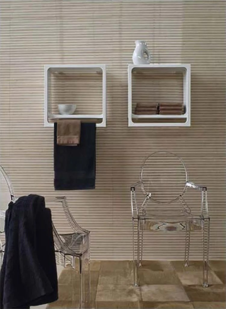 22 Esempi di Termoarredo Bagno dal Design Moderno e