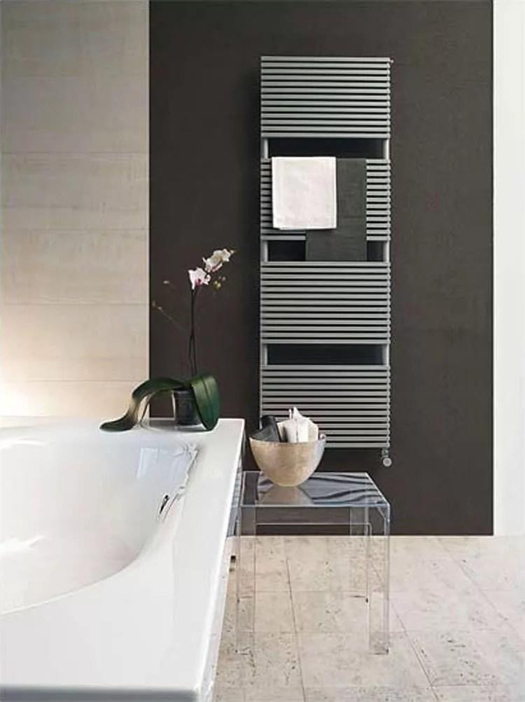 22 Esempi di Termoarredo Bagno dal Design Moderno e Originale  MondoDesignit