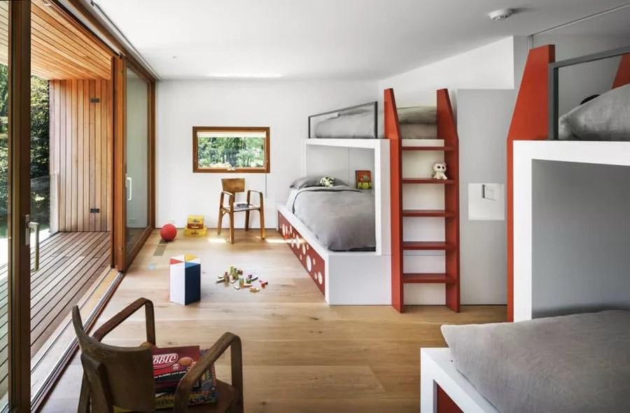 25 Originali Camerette Moderne per Bambini e Ragazzi  MondoDesignit