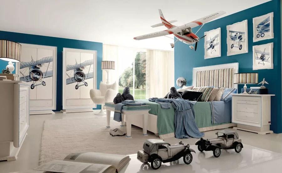 Di dimensioni diverse e in più colori alternandoli per ogni parete,. 70 Idee Per Colori Di Pareti Di Camerette Per Bambini Mondodesign It