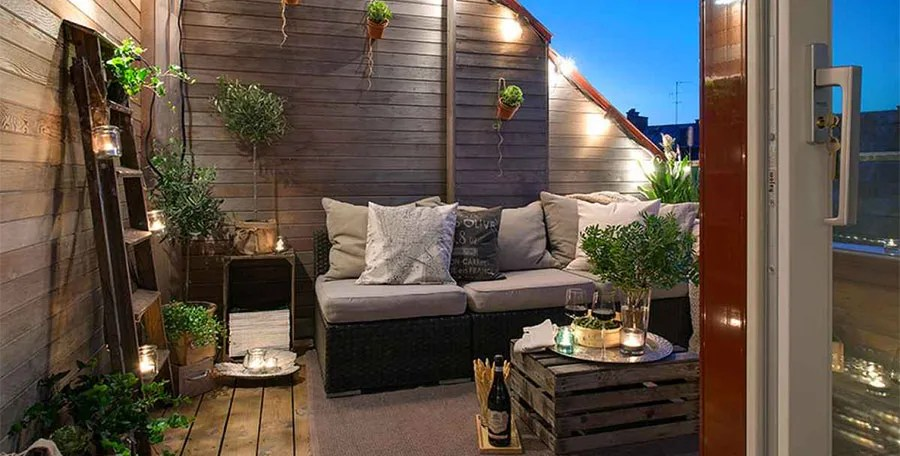 12 idee per piccoli appartamenti, sfrutta al meglio lo spazio. Arredamento Per Balconi Semplici Idee Per Piccoli Spazi Mondodesign It