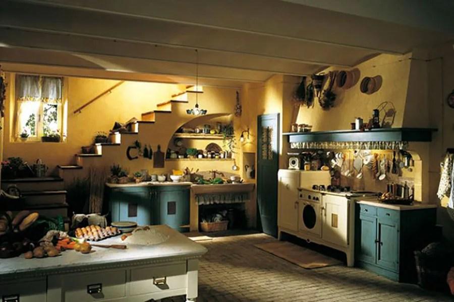 20 Foto di Cucine Country Chic per uno Stile Romantico e Raffinato  MondoDesignit