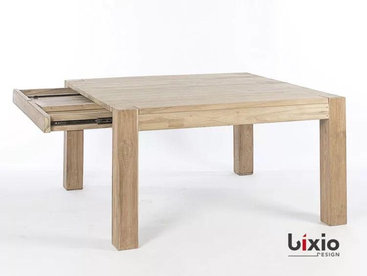Tavoli Quadrati Allungabili 20 Modelli dal Design Moderno  MondoDesignit