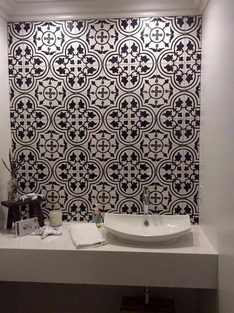Bagno Bianco e Nero 20 Idee di Arredo Originali