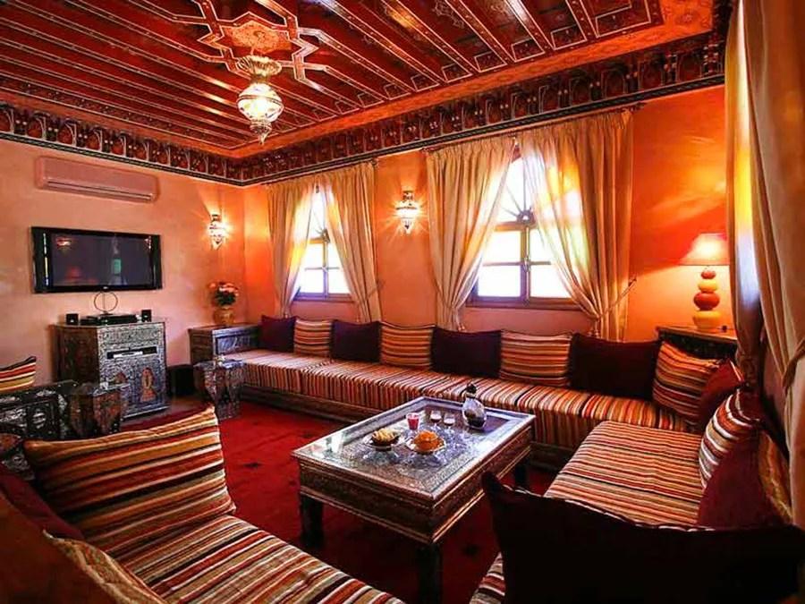 Salotto Marocchino 20 Idee per Arredare in Stile Esotico