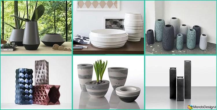 30 Stupendi Vasi in Ceramica dal Design Moderno