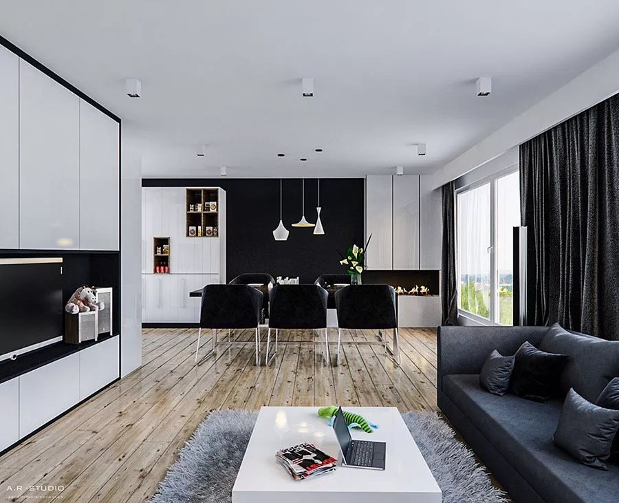 30 Idee per Arredare una Sala da Pranzo Moderna
