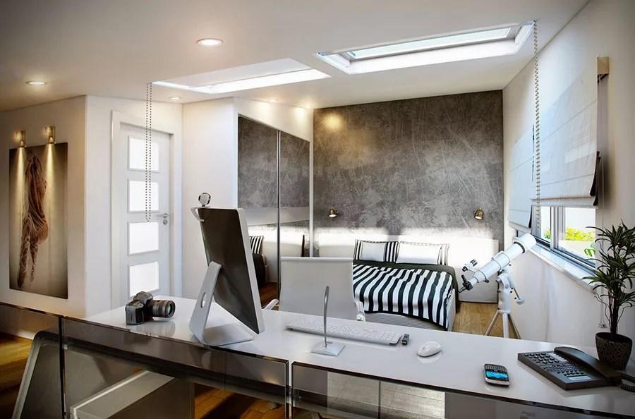 20 Idee di Design per Arredare uno Studio in Casa  MondoDesignit