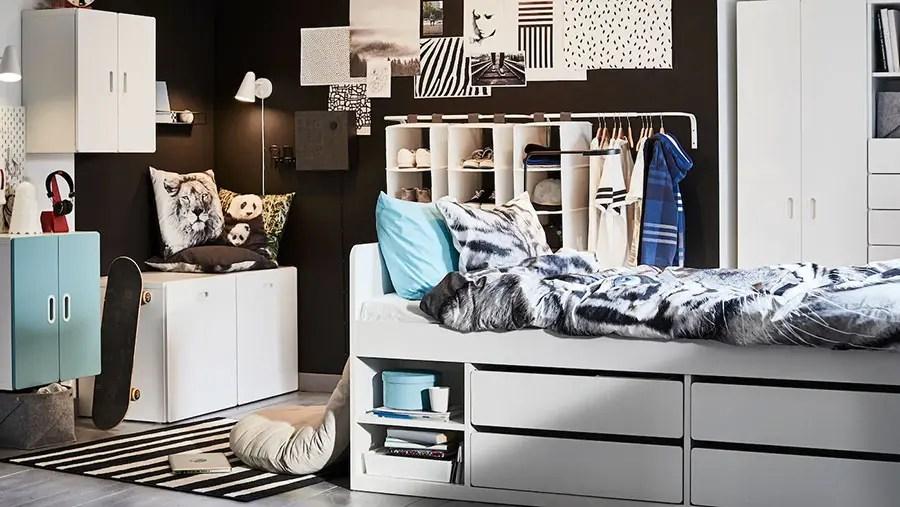 You said this was a two bedroom. 38 Idee Originali Per Camerette Moderne Per Ragazze Mondodesign It