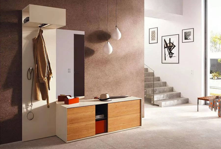 Mobili per Ingresso Moderni dal Design Particolare  MondoDesignit