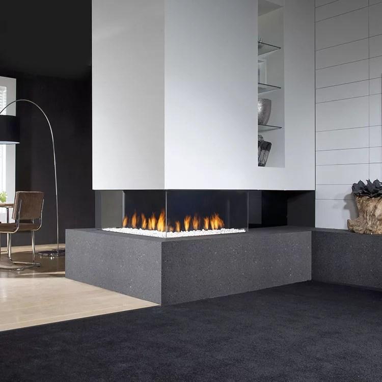 Camini ad Angolo Moderni 15 Modelli dal Design Elegante