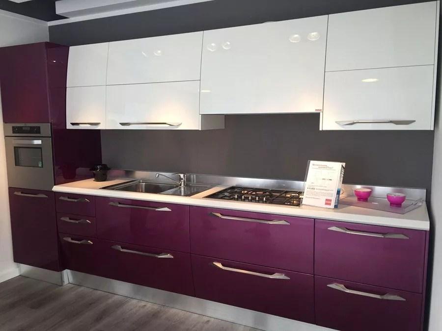 Cucina Flux Scavolini - Idee per la progettazione di decorazioni per ...
