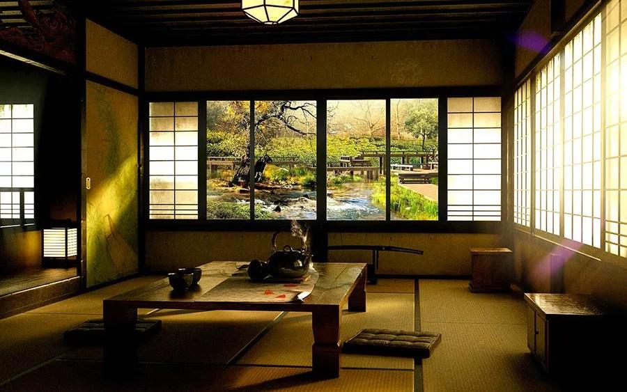 Come Arredare Casa in Stile Giapponese lIncontro tra
