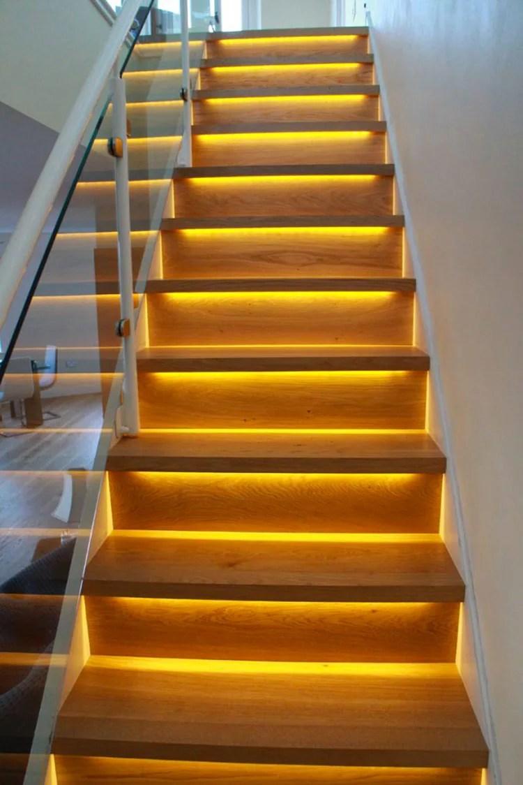 Illuminazione per Scale Interne 30 Idee Originali con