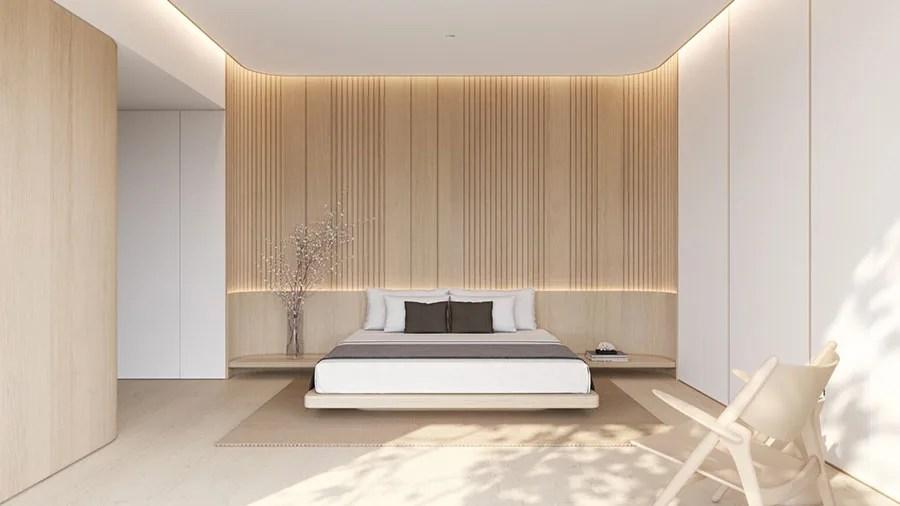 Scopri l'arredamento camera da letto made in italy per arredare con stile la casa. Camere Da Letto Minimal 50 Idee Di Arredamento Essenziale Mondodesign It