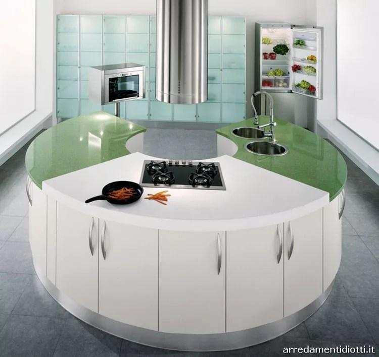 Cucine Circolari 25 Modelli dal Design Unico  MondoDesignit