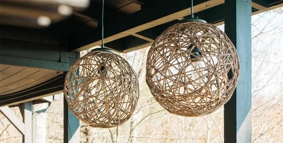 I materiali e le istruzioni passo passo per creare la tua lampada. Lampadari Fai Da Te 30 Idee Semplici E Originali Mondodesign It