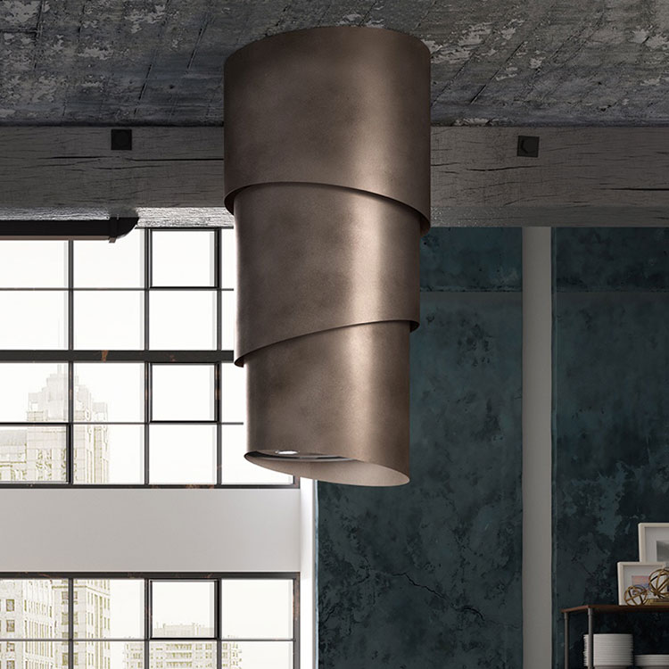 Cappe cucine moderne idee per la progettazione di for Decorazioni cucine moderne