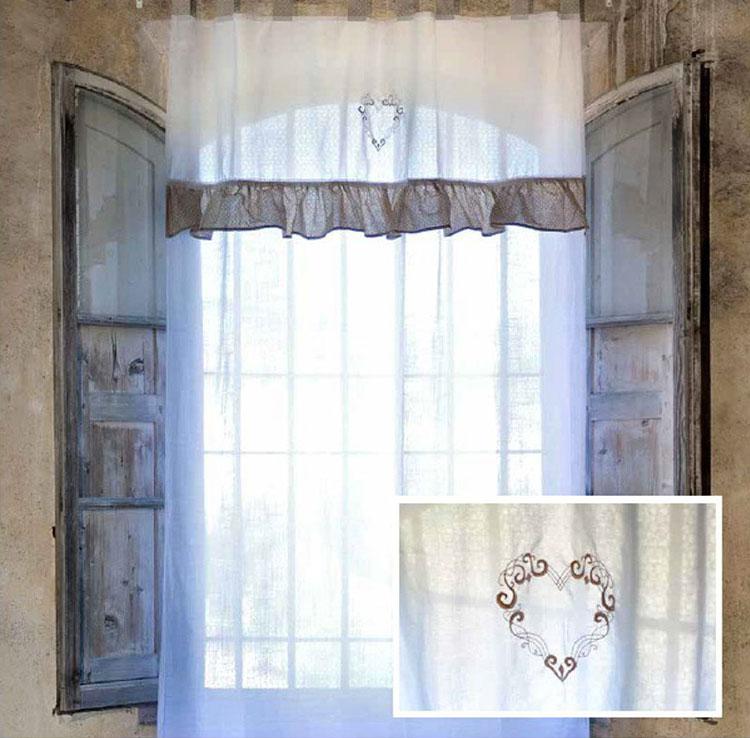 Cucina Shabby   6 Idee Decorative Con La Lavagna Di Sughero ...