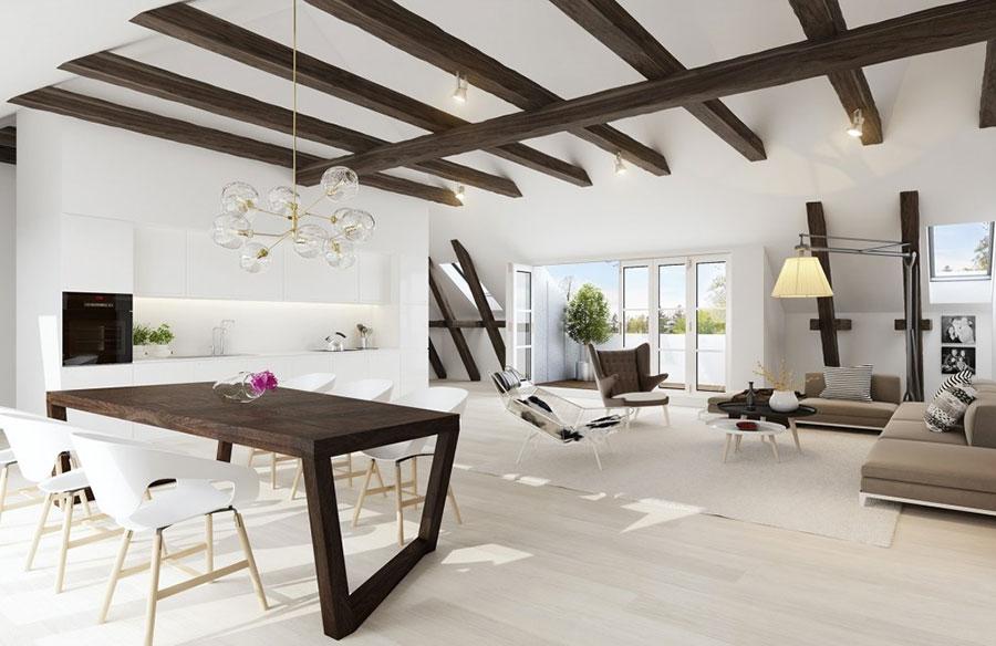 open space con cucina e soggiorno in 25 mq. Come Arredare Un Open Space Di 40 50 Mq Mondodesign It