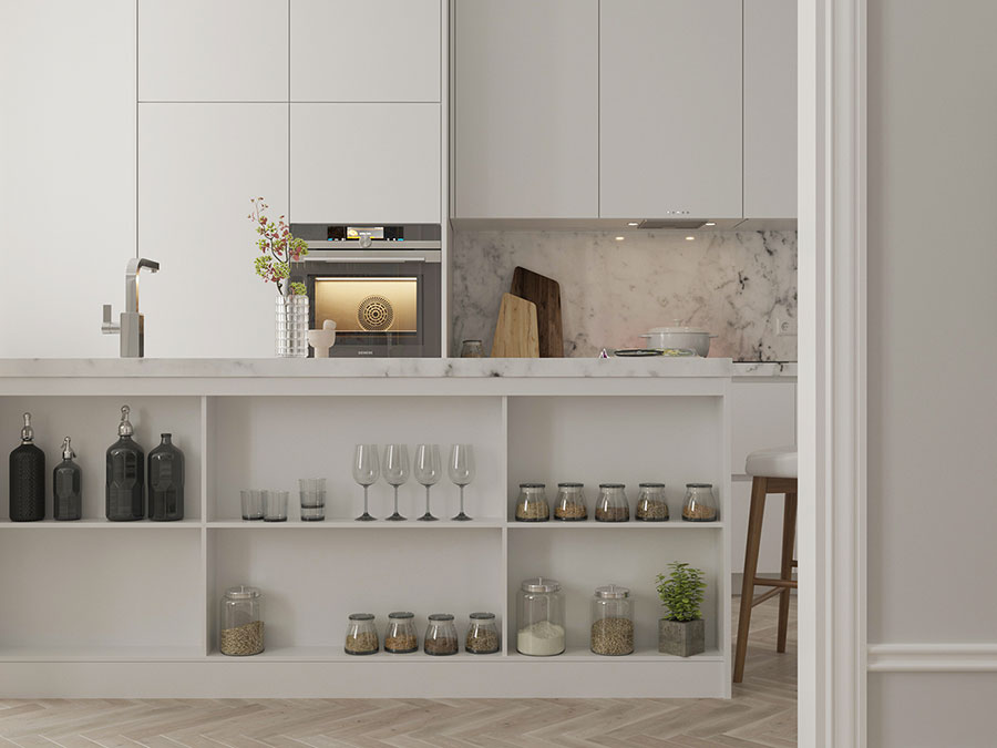 Come Arredare una Casa di 80 Mq ecco 6 Progetti Moderni e Classici  MondoDesignit
